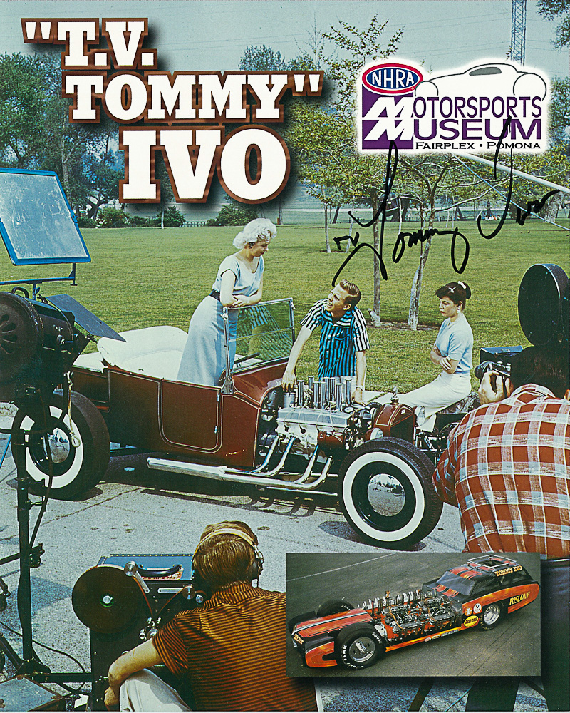 Tommy Ivo