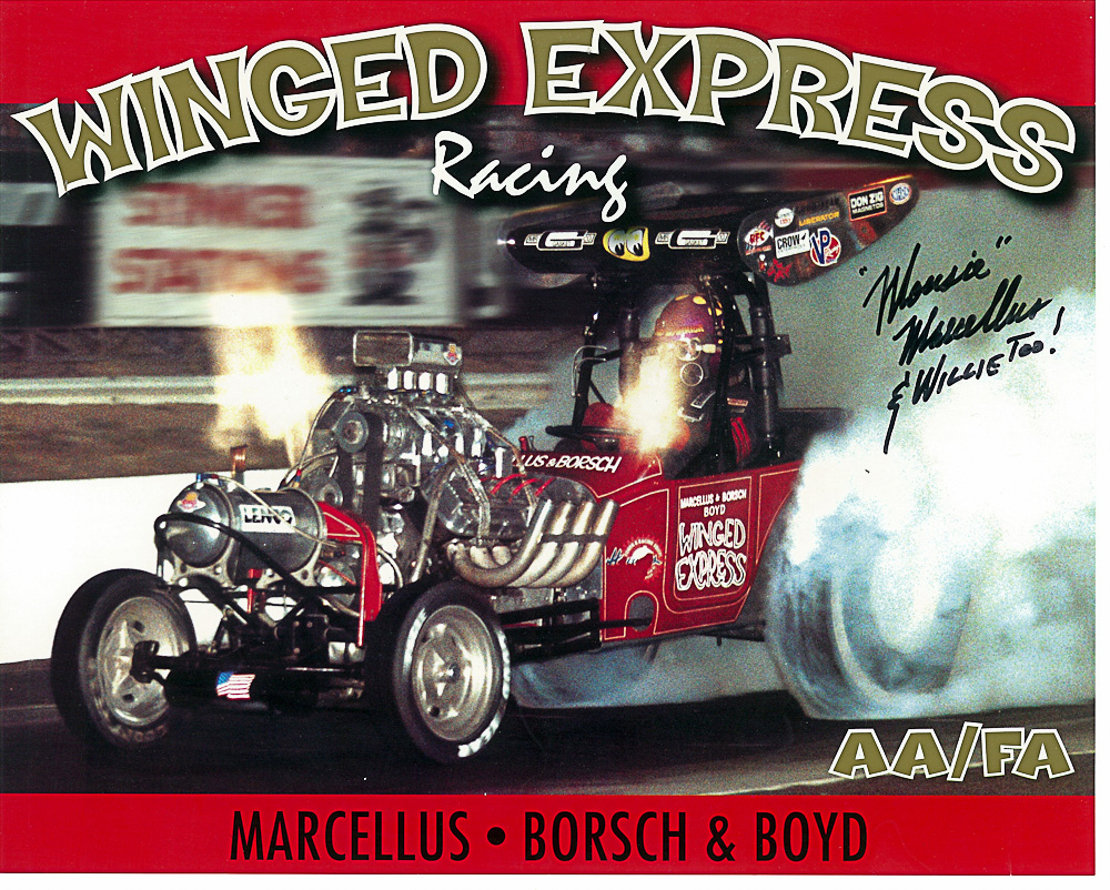 Winged Express