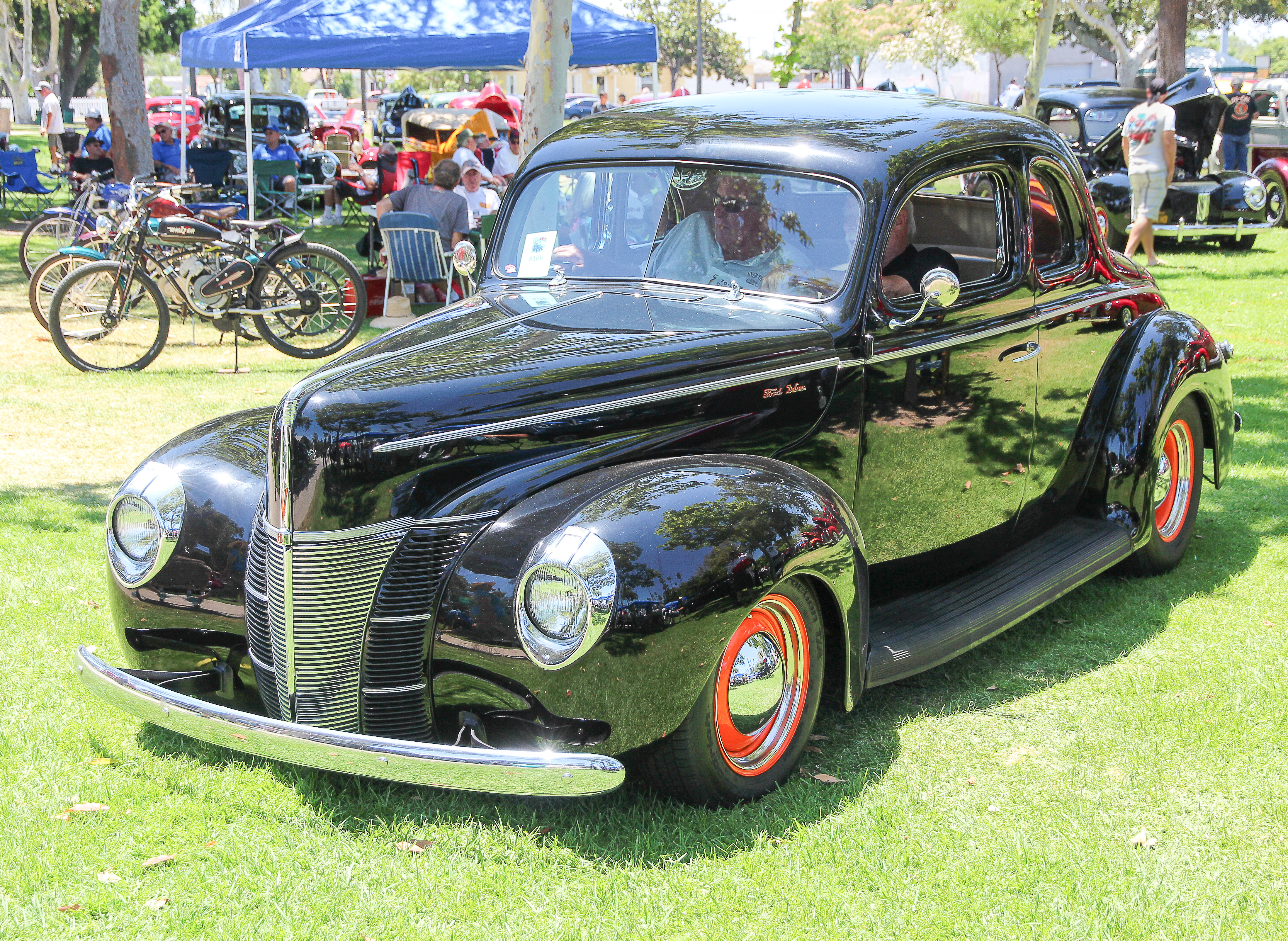 Ford Day at Cars in the Park   The Bridgetown Blog
